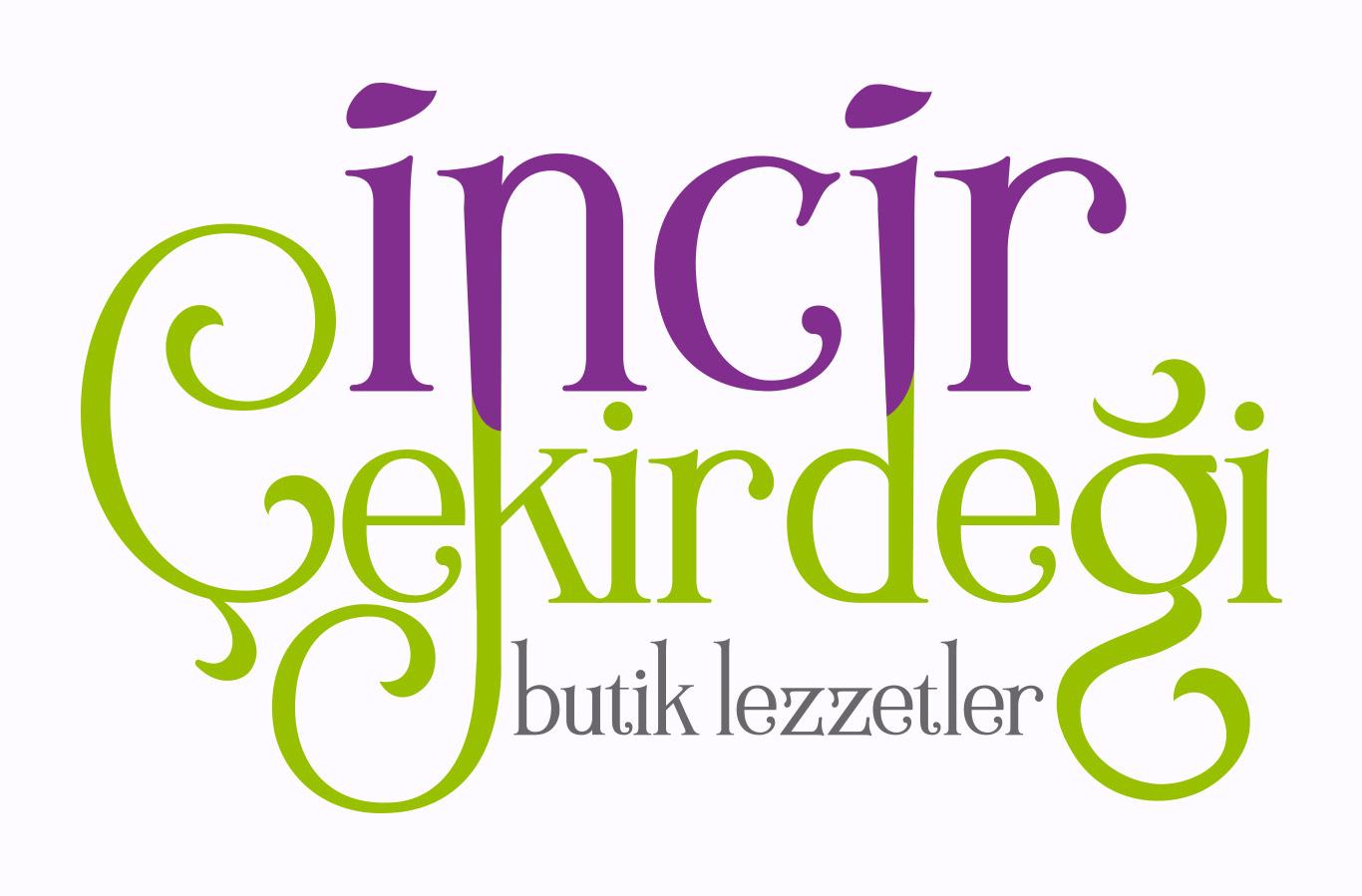 İncir Çekirdeği Logo Çalışması